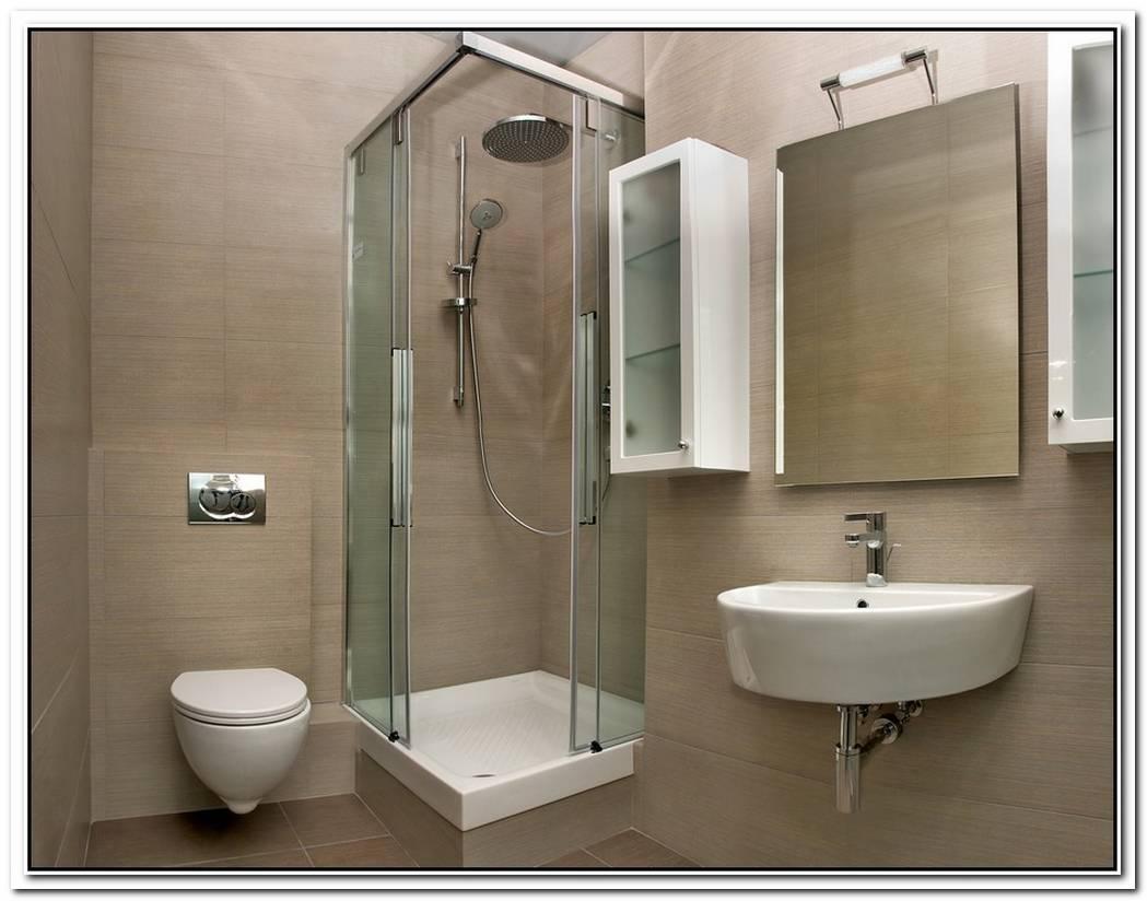 Modern Bathroom Small Space Minimalist