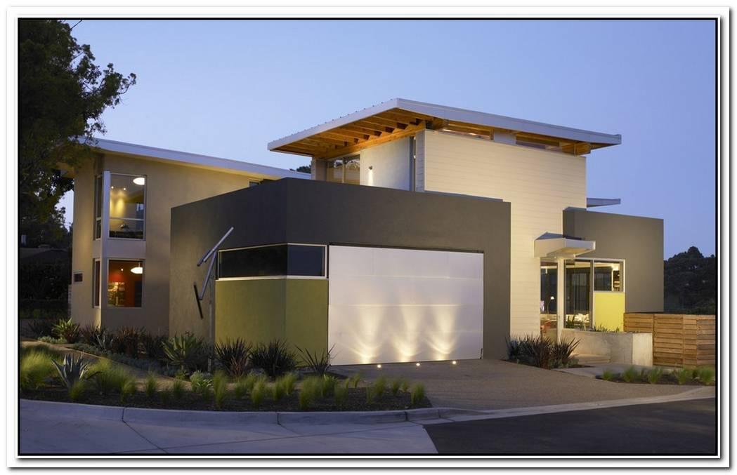 Modern Casa Familia By Kevin Defreitas Architects