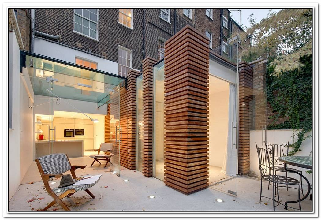 Modern Duncan Terrace House In Islington By Dos Architects