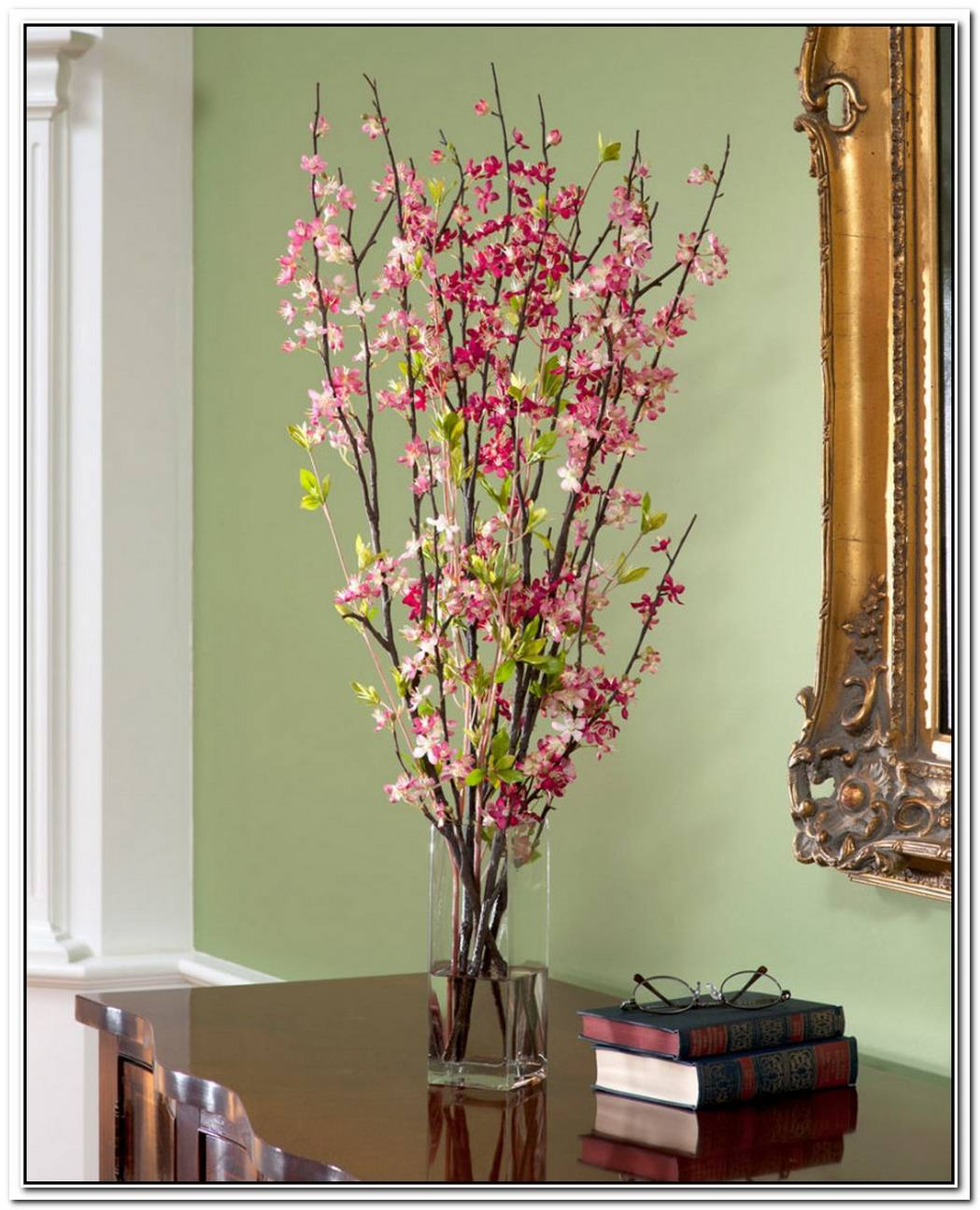 Modern Floral In Home Decor