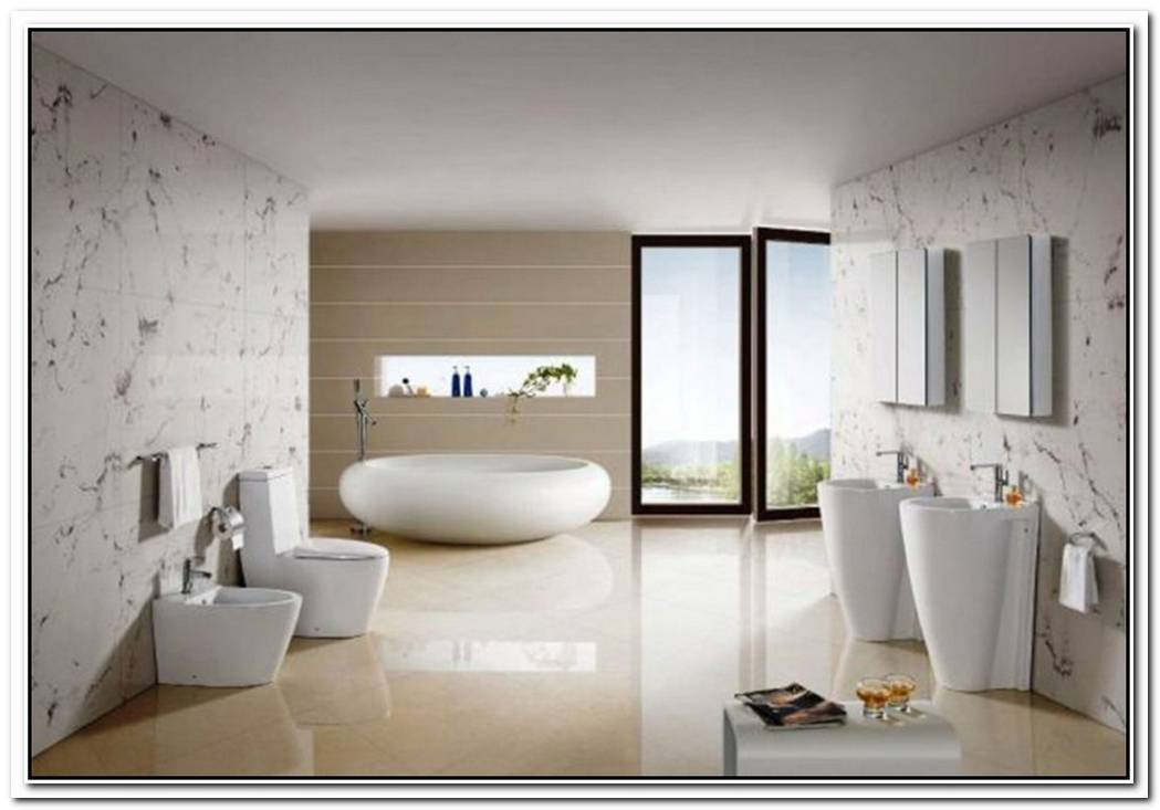 Modern House Contemporary Bathroom Apartment