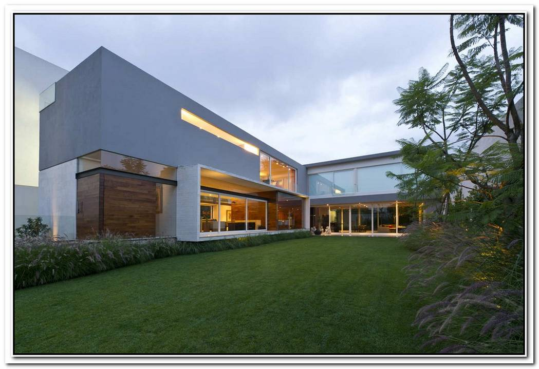 Modern House In Mexico By Twentyfourseven Architects