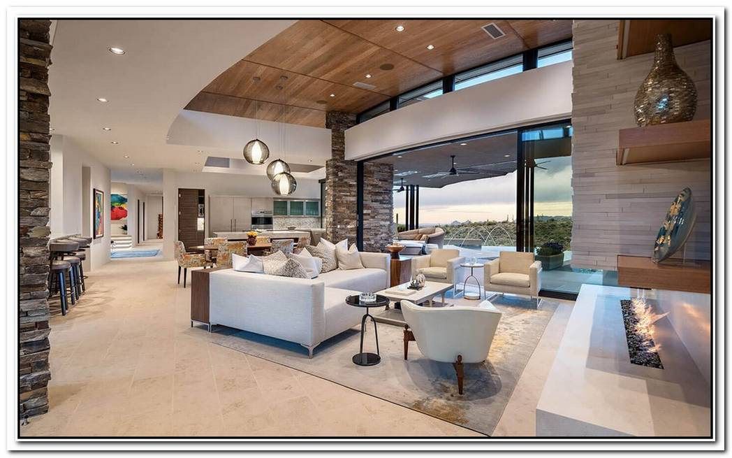 Modern Interior Design In Phoenix
