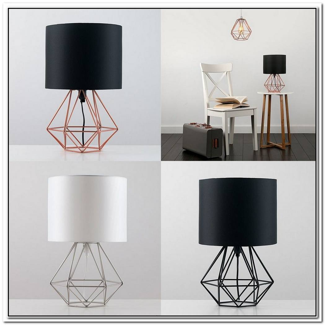 Modern Lamp With Geometrical Base From Ralph Lauren