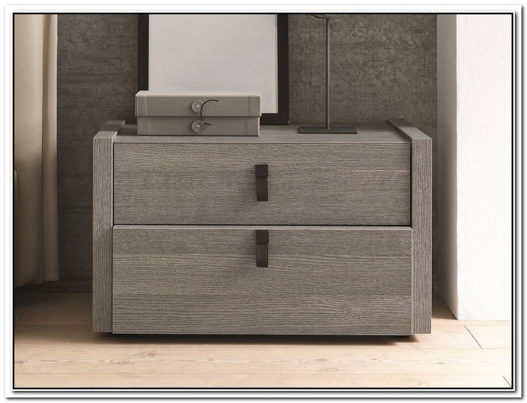 Modern Nightstands For A Polished And Functional Bedroom
