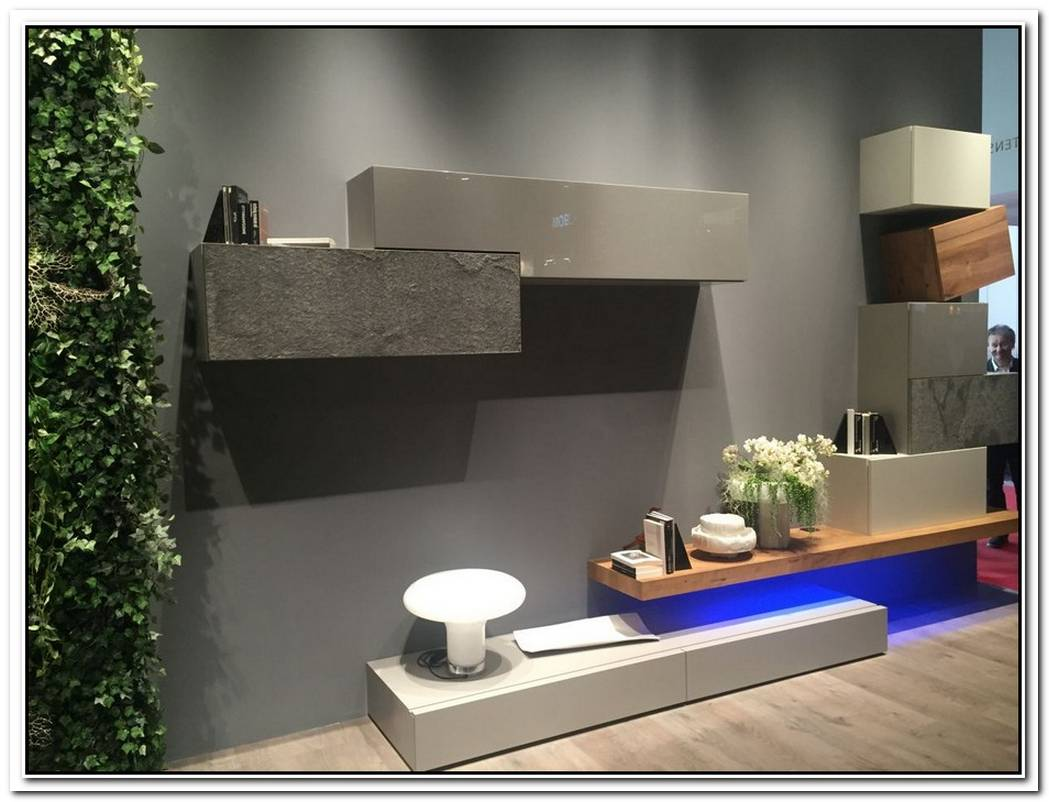 Modern Pescara Wall Unit