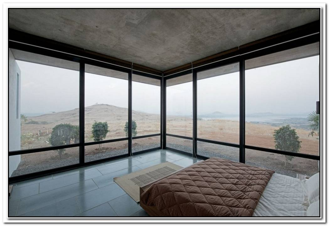 Modern Residence On Fjord Vangen Offering Charming Views For Sale