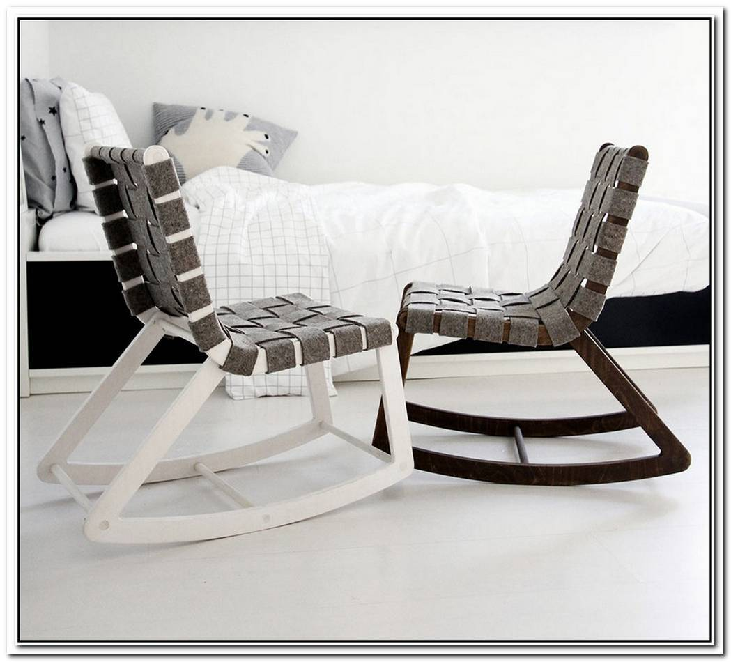 Modern Rocking Bed With A Flexible Design