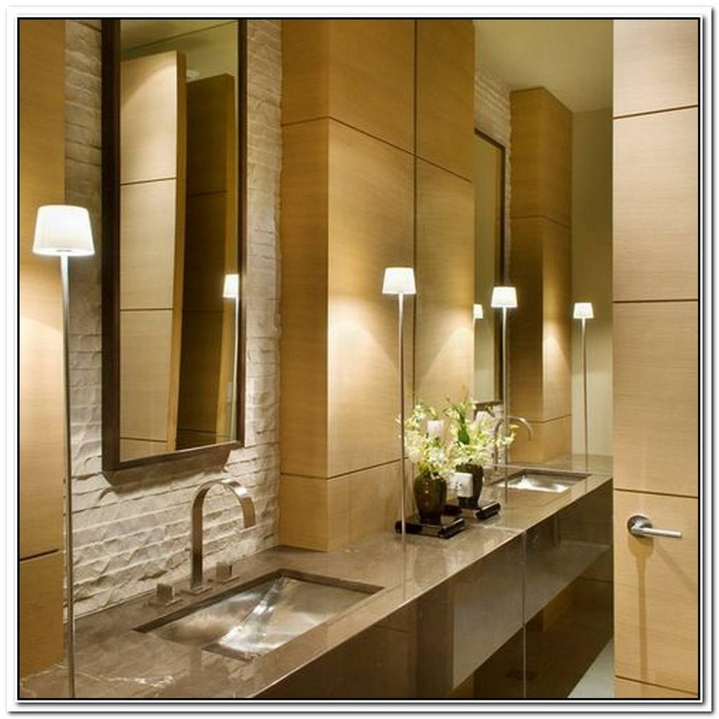 Modern Style Mountain Contemporary Bathroom