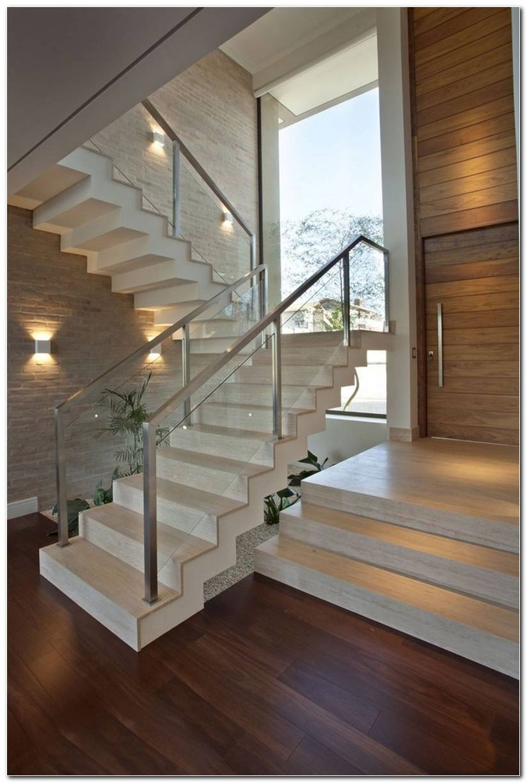 Moderna Escada Interior