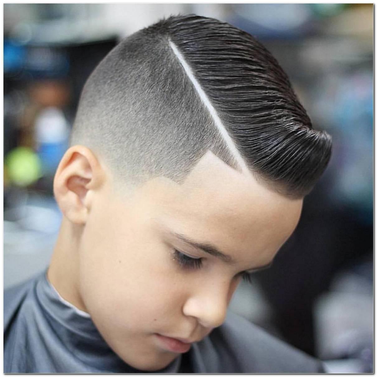 Moderne Frisuren Jungen