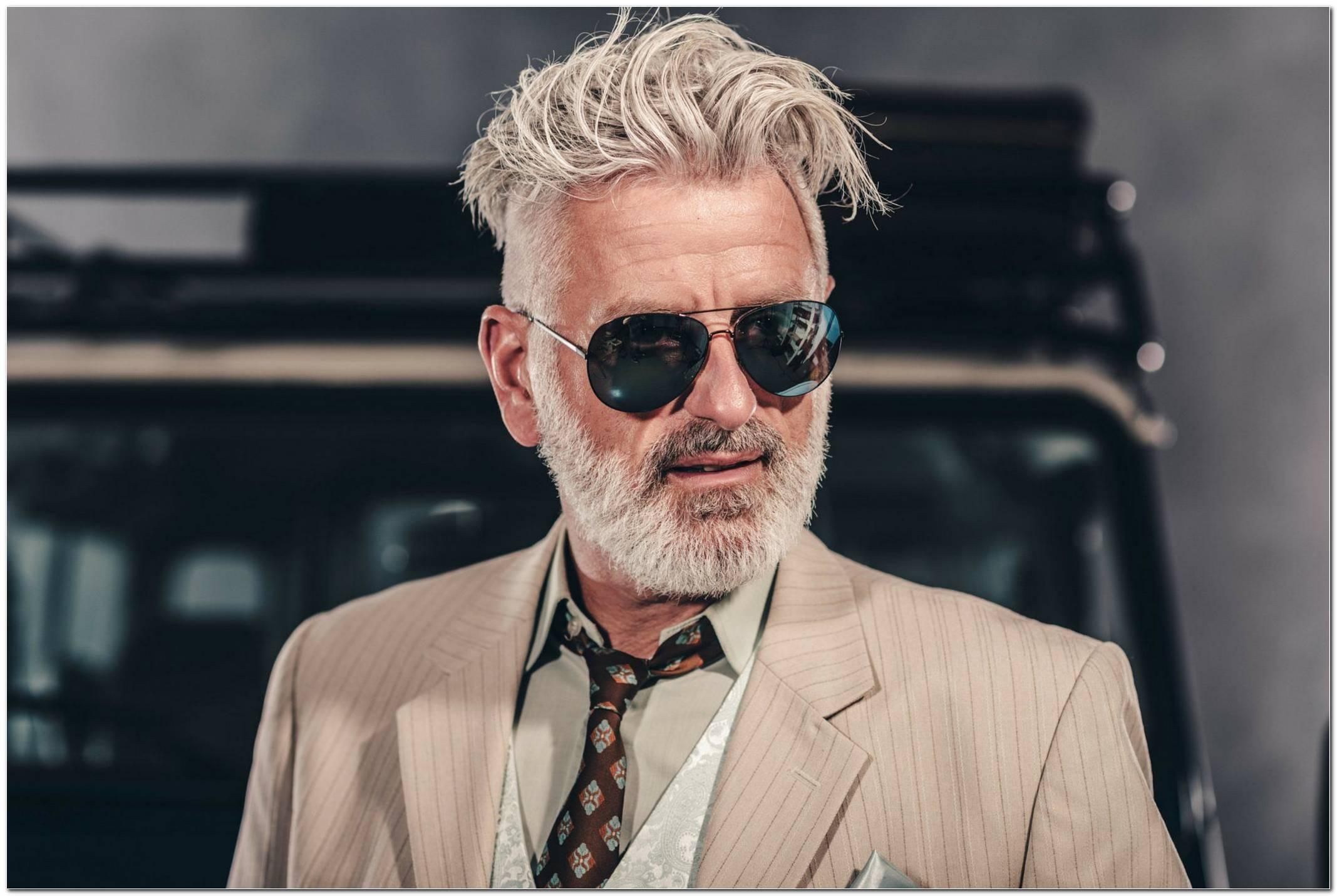 Moderne Frisuren MäNner Mit Bart
