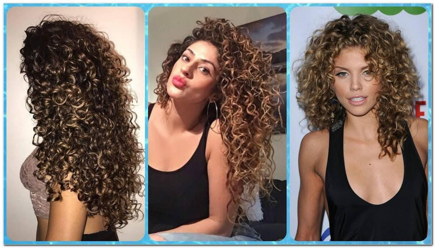 Moderne Frisuren Mit Dauerwelle