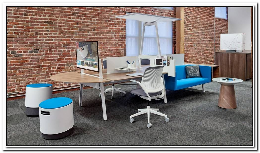 Modular And Flexible Turnstone Bivi Office Furniture