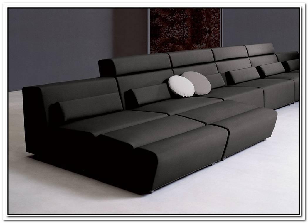 Modular Slot Sofa