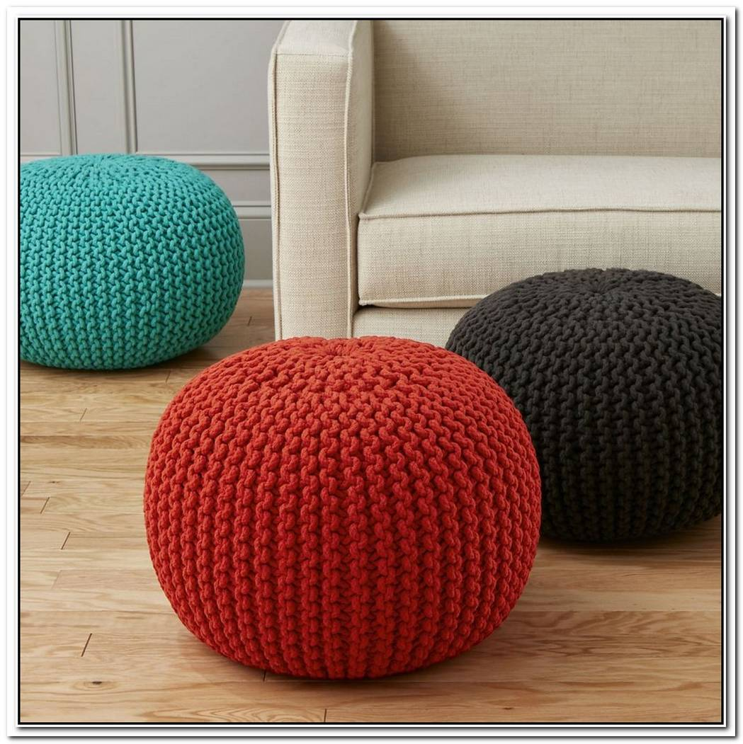 Modular Style10 Handy Uses For The Pouf