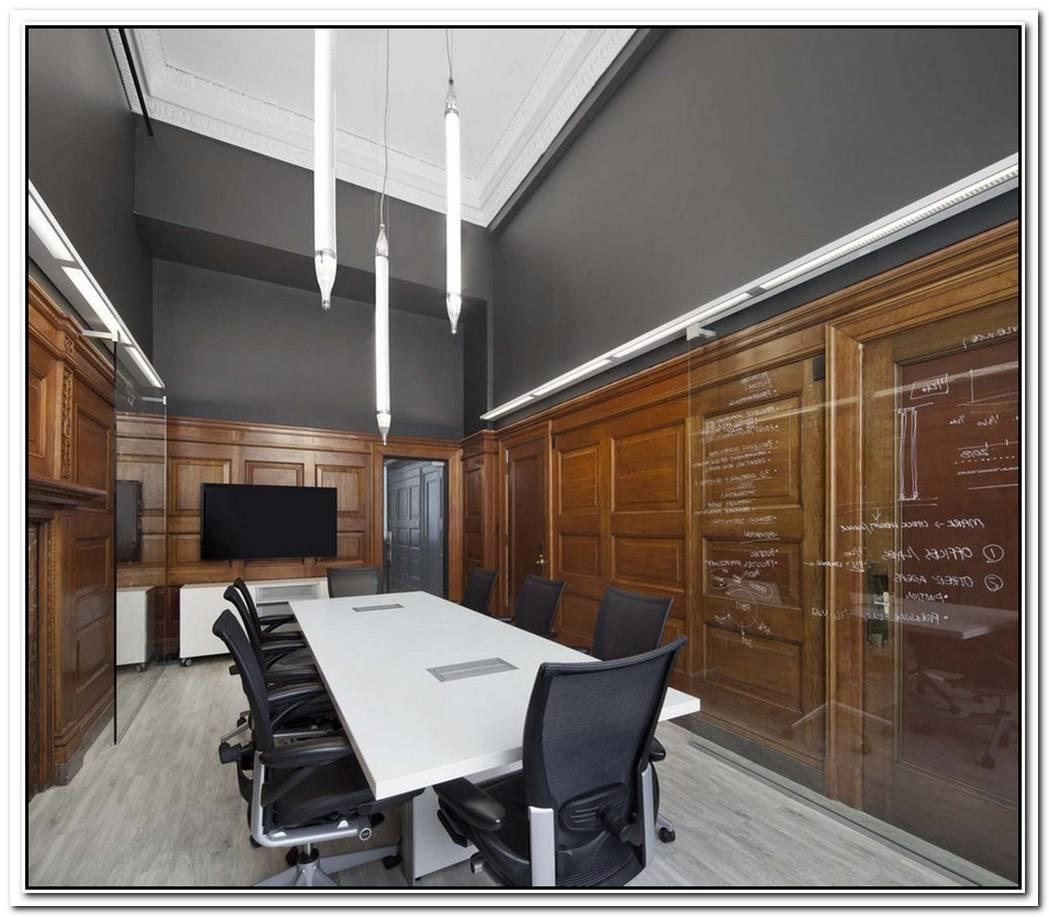 Montreal Bureau 100 Restored Office