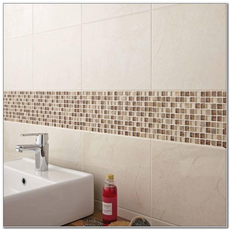 Mosaique Beige Salle De Bain