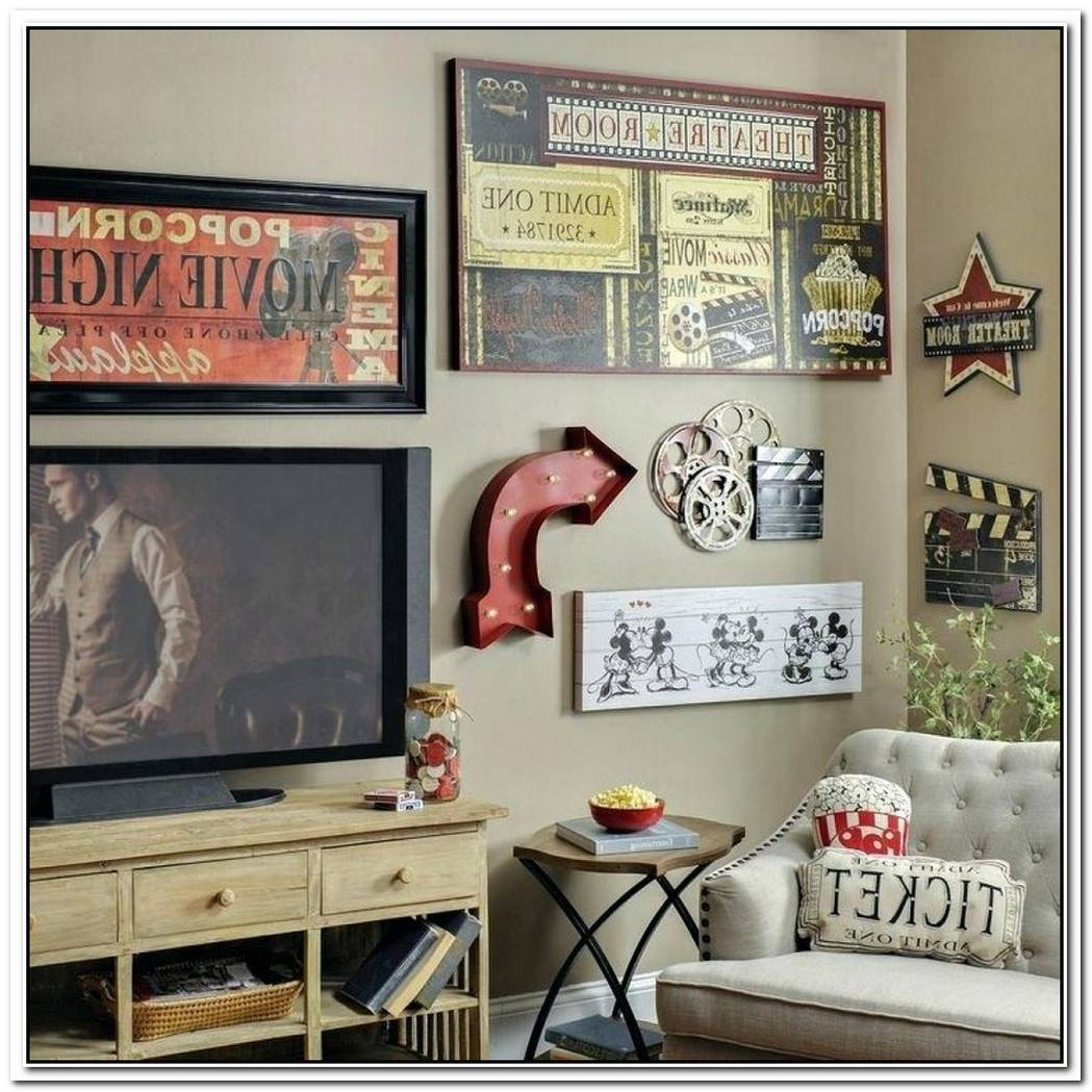 Movie Theme Living Room