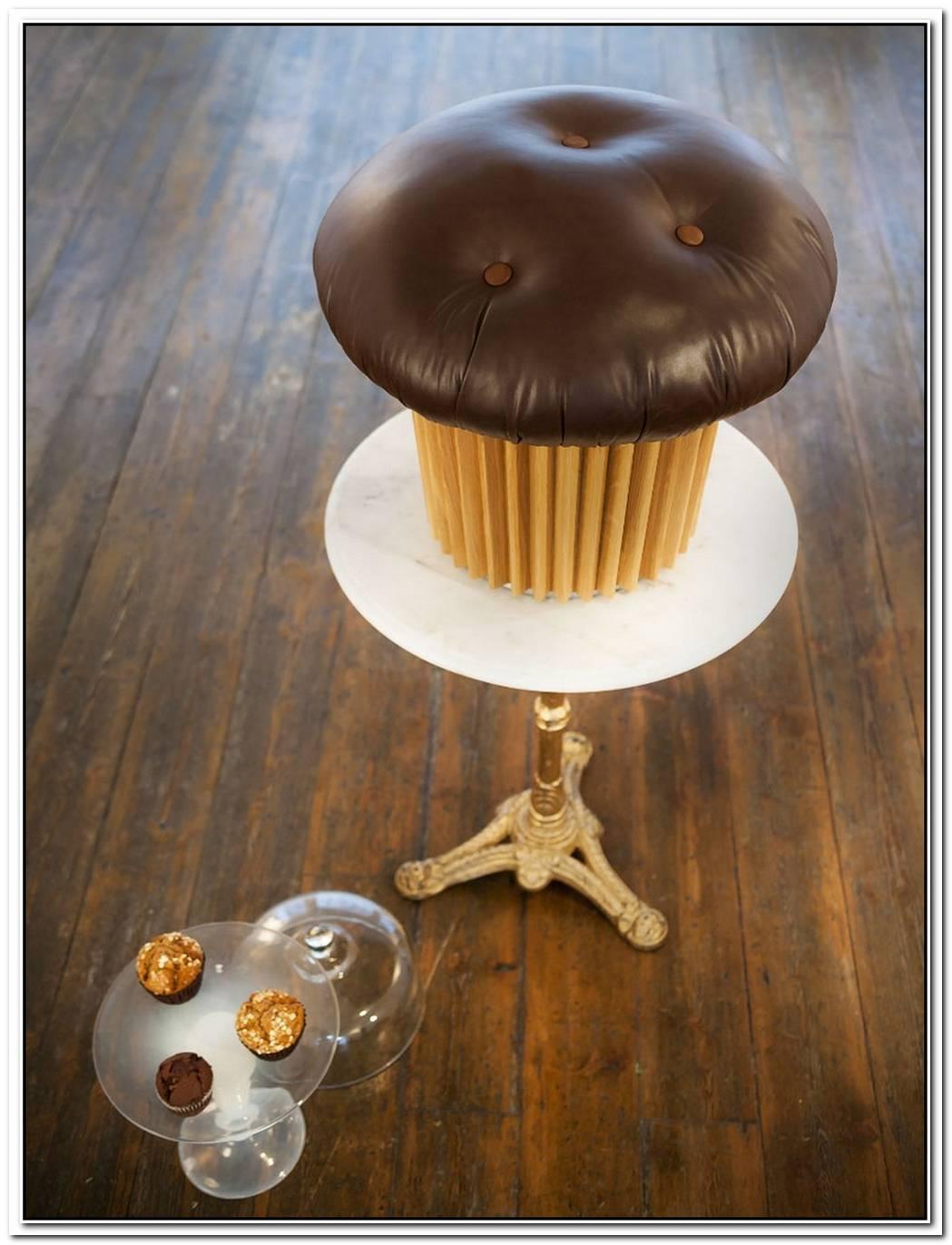 Muffin Pouffe By Matteo Bianchi