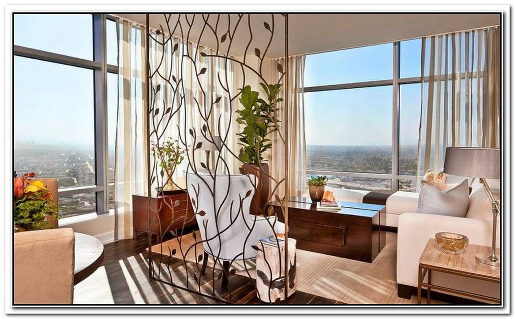 MultiTasking Room Dividers Save Space In Sizzling Style