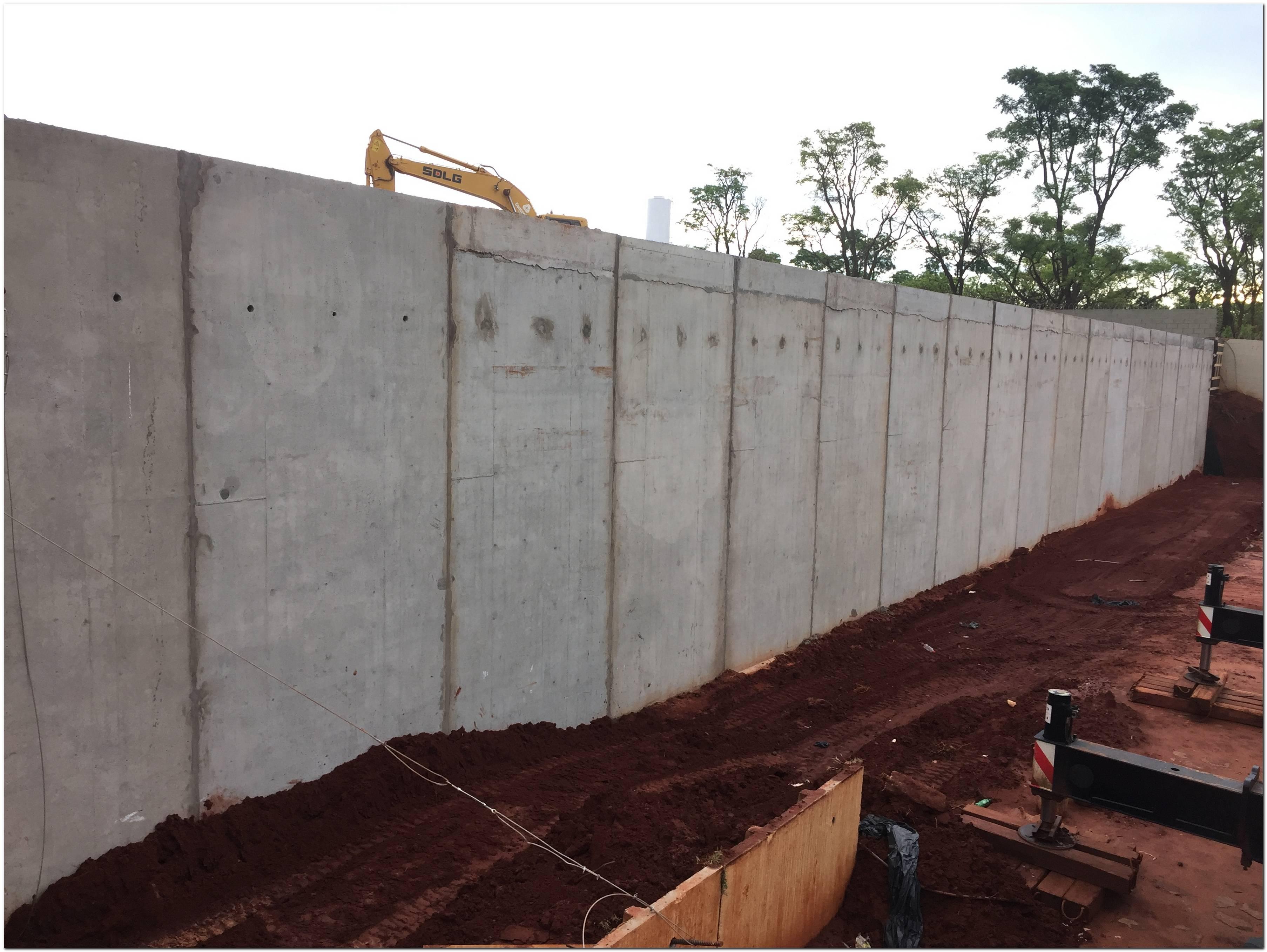 Muro De Arrimo O Que É Materiais Como Fazer E Preços