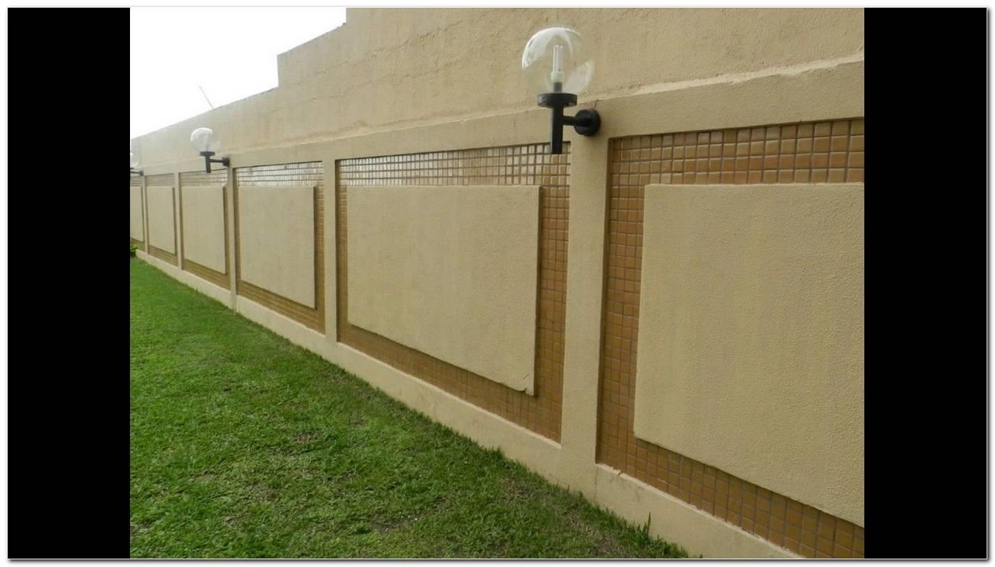 Muro Pré Moldado Vantagens Desvantagens E Dicas