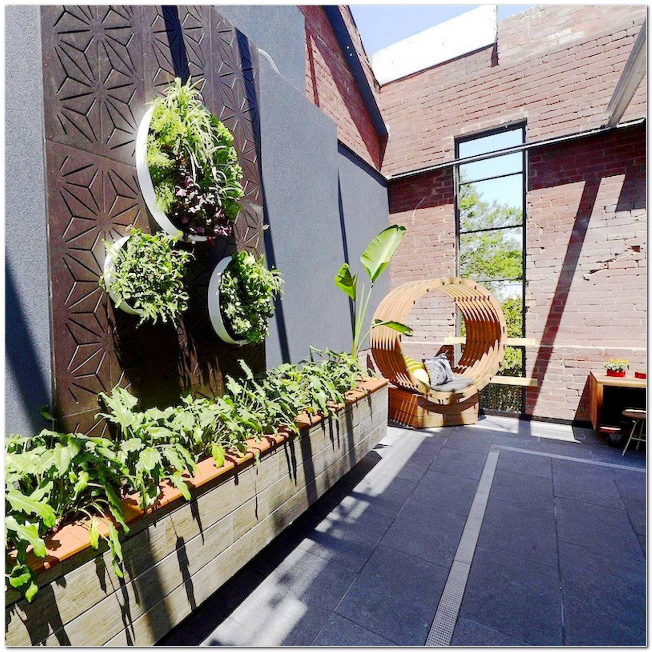Muros Com Plantas
