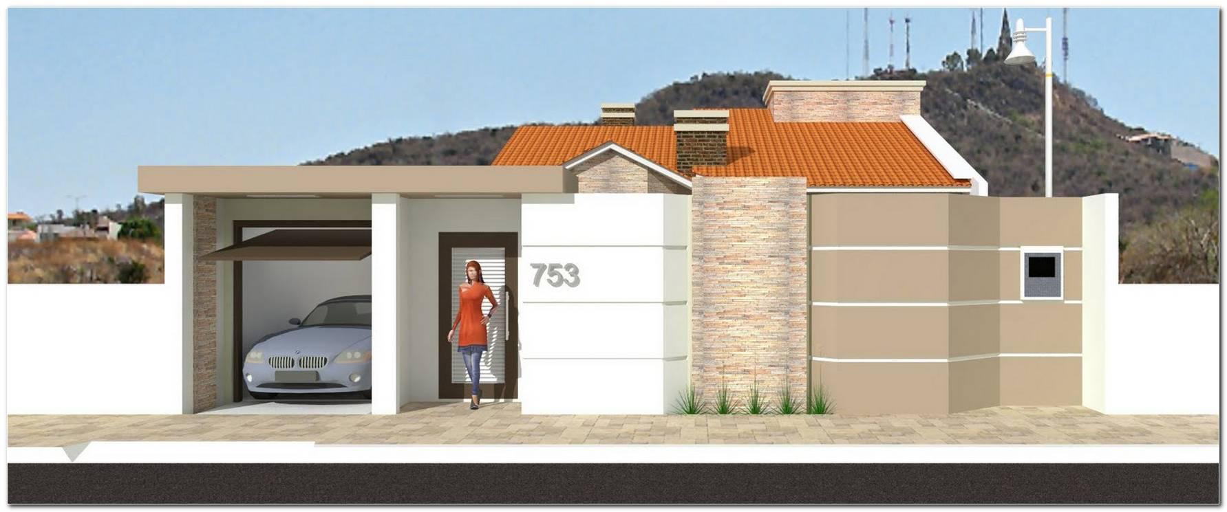 Muros Para Casas Simples