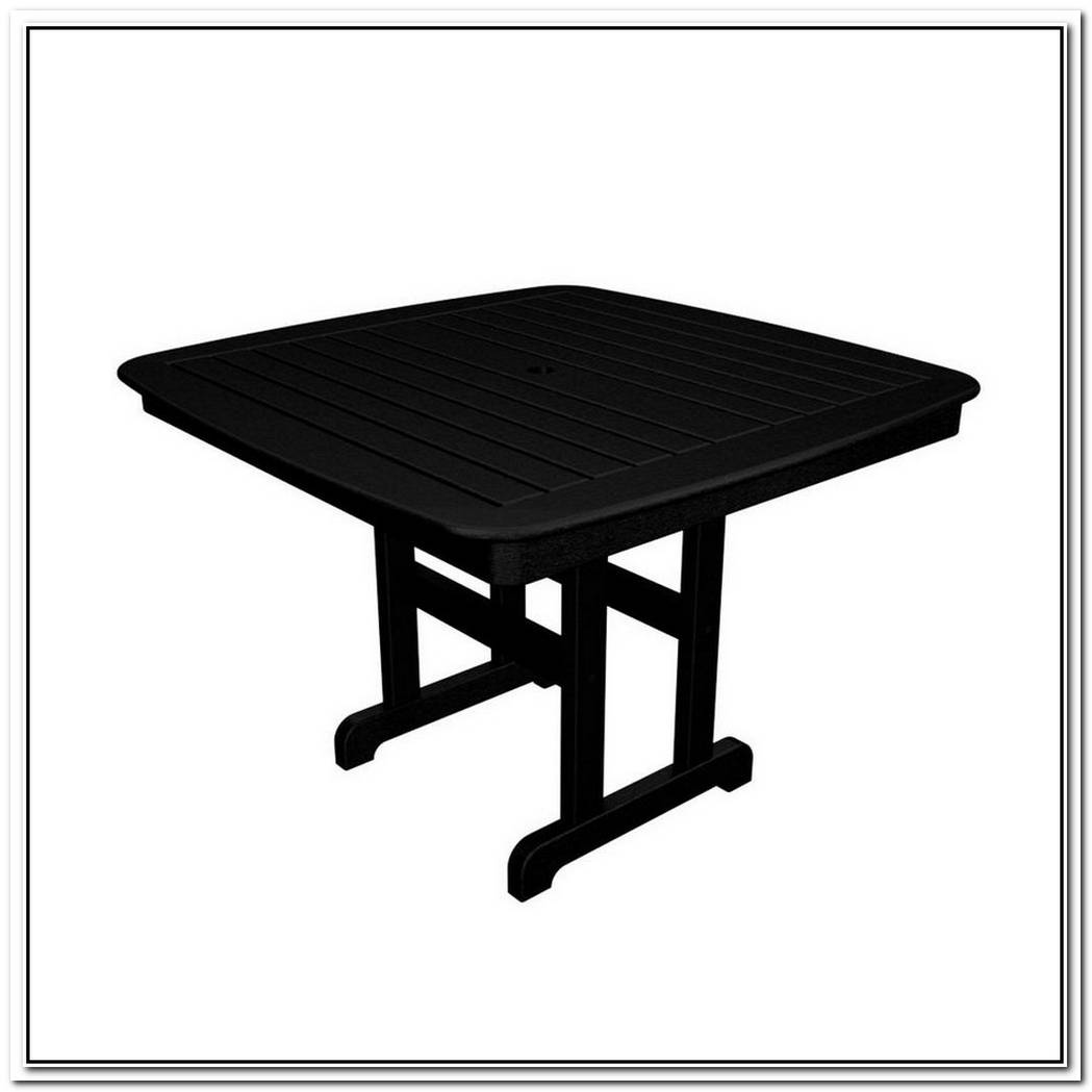 Nautical 44″ Square Dining Table