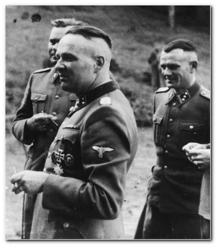 Nazi Frisur Scheitel