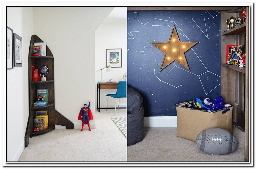 Nebulas And Night SkyDIY Crafts That Add Starry Brilliance To Your Home