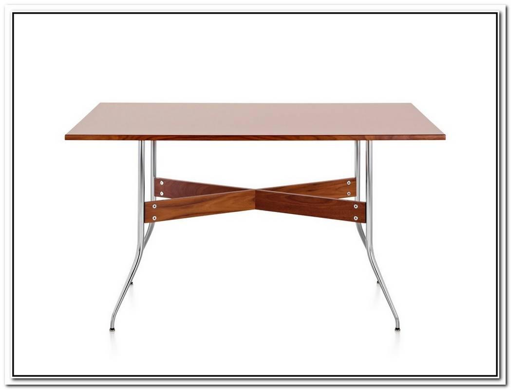 Nelson Swag Leg Rectangular Dining Table