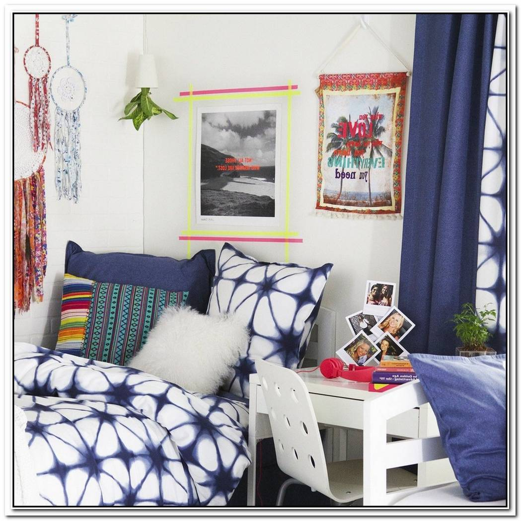 Neon Trend Bring A Bit Of Bright Into Your Bedroom
