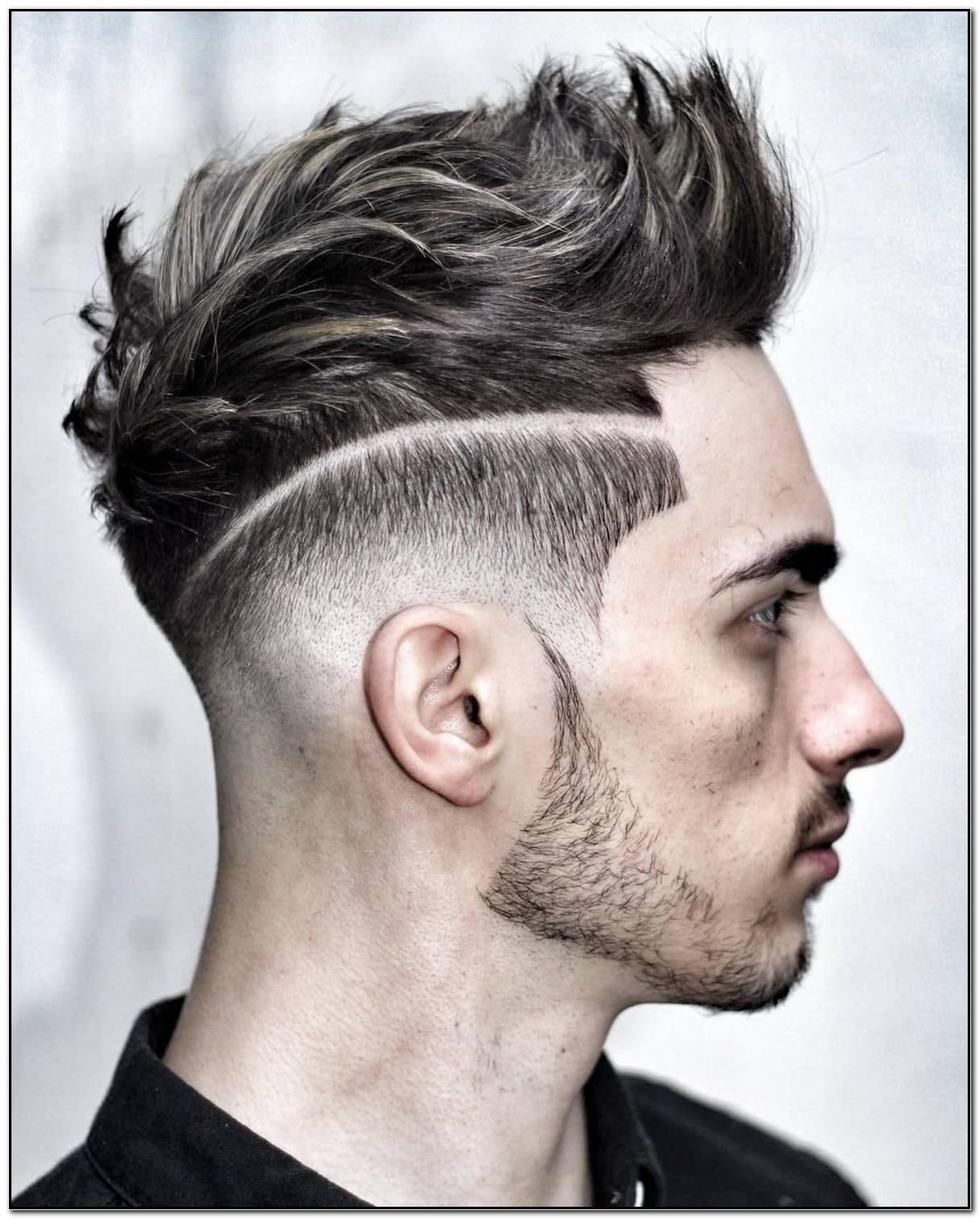 Neue Frisur Mann