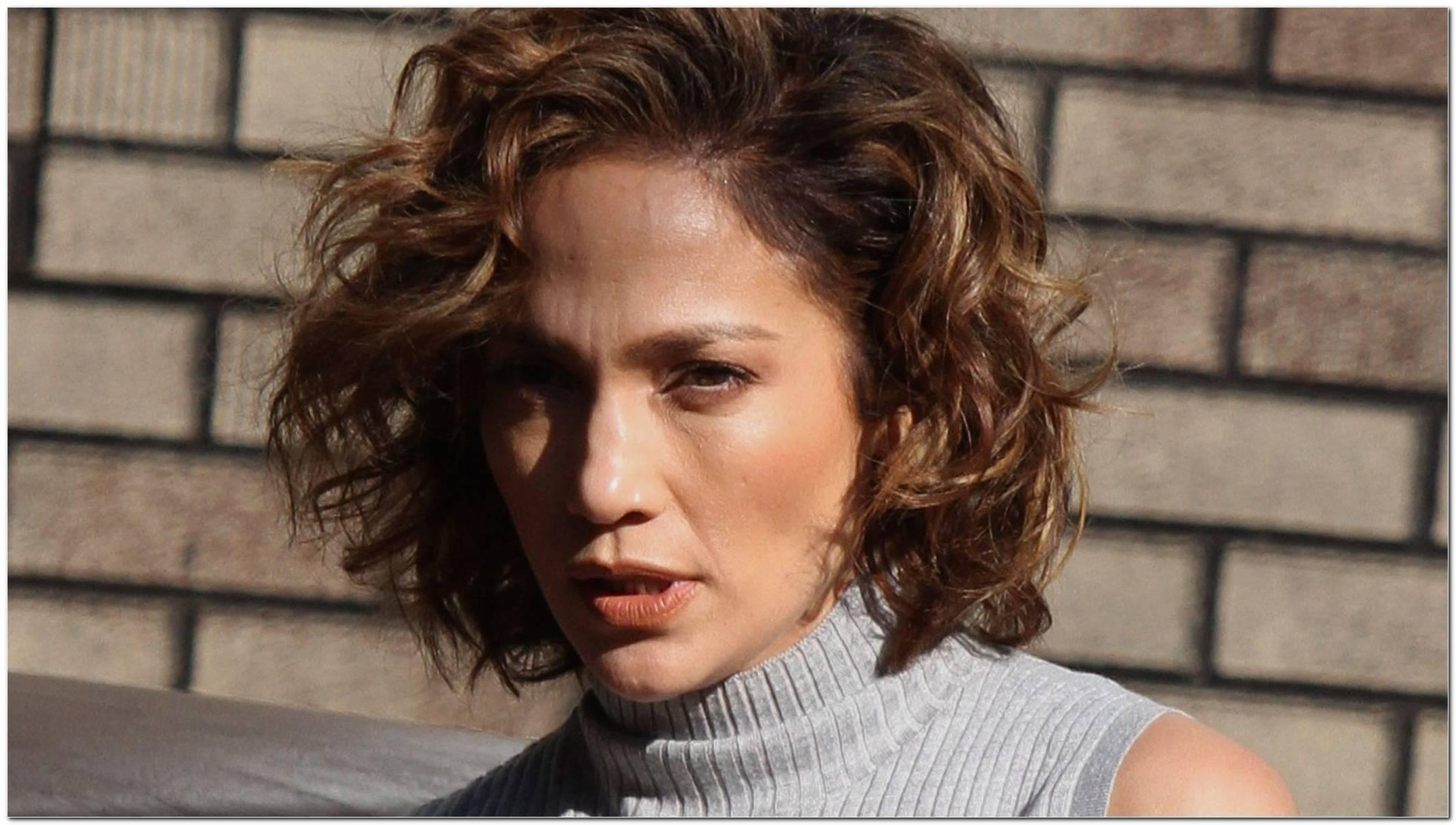 Neue Frisur Von Jennifer Lopez