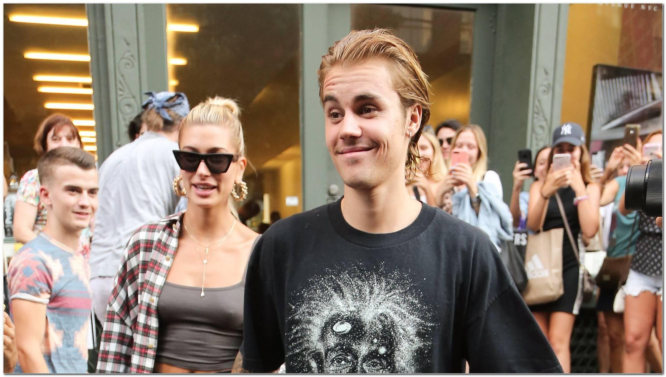 Neue Frisur Von Justin Bieber