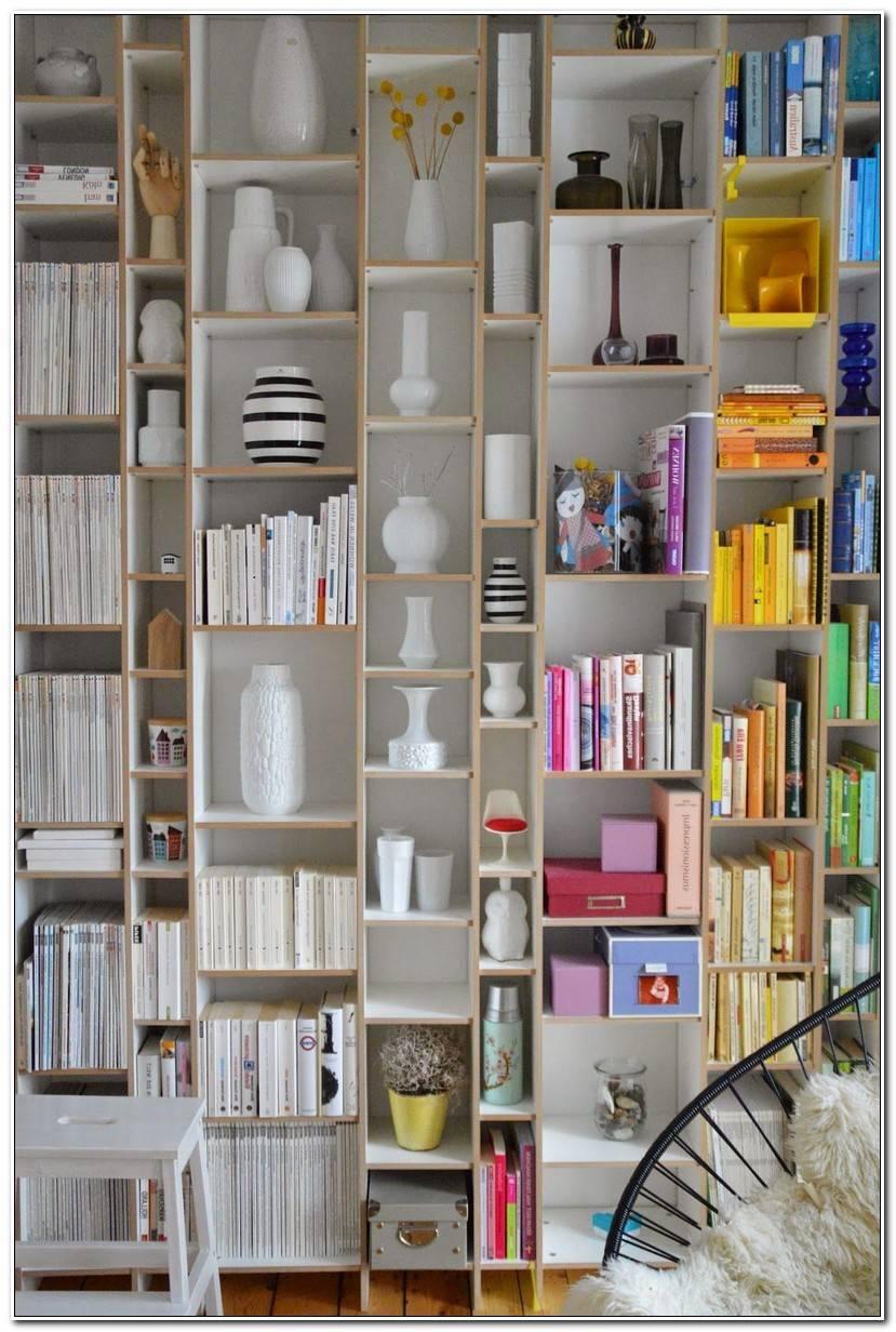 New Bücherregal Diy
