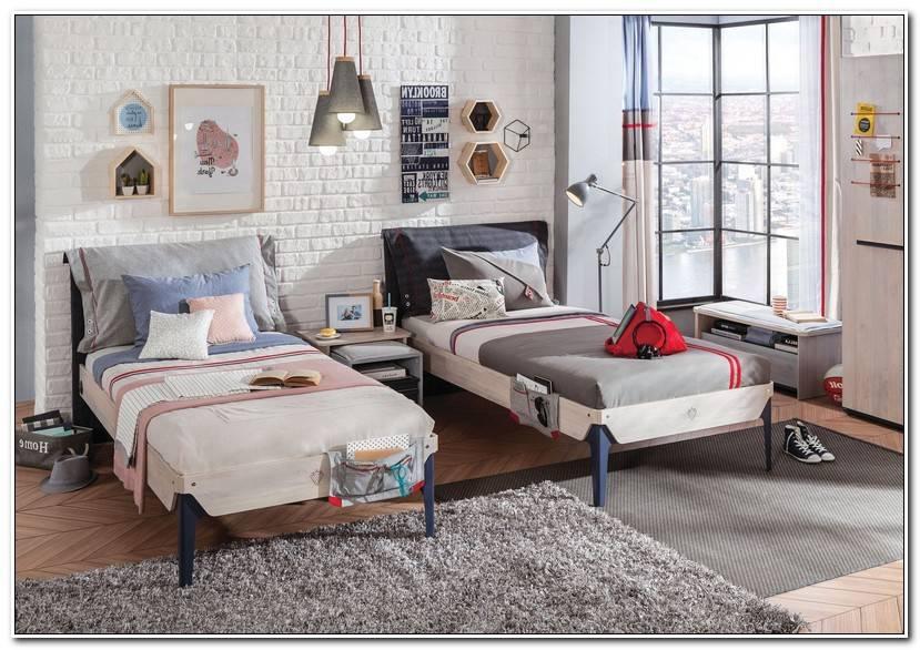 New Bett Jugendzimmer