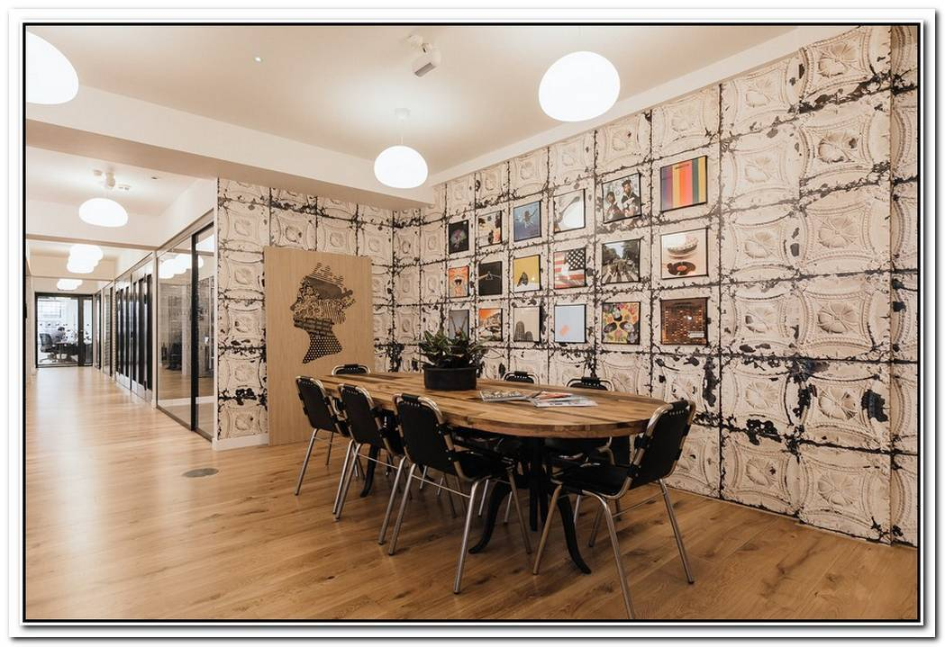 New Office And Studio Space In The Heart Of Soho