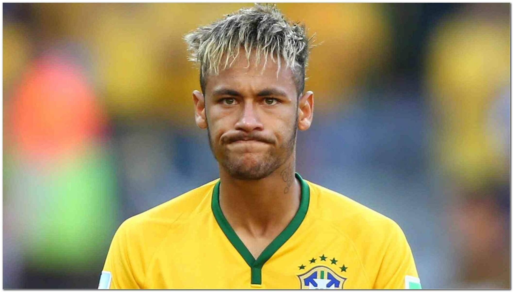 Neymar Frisur 2014