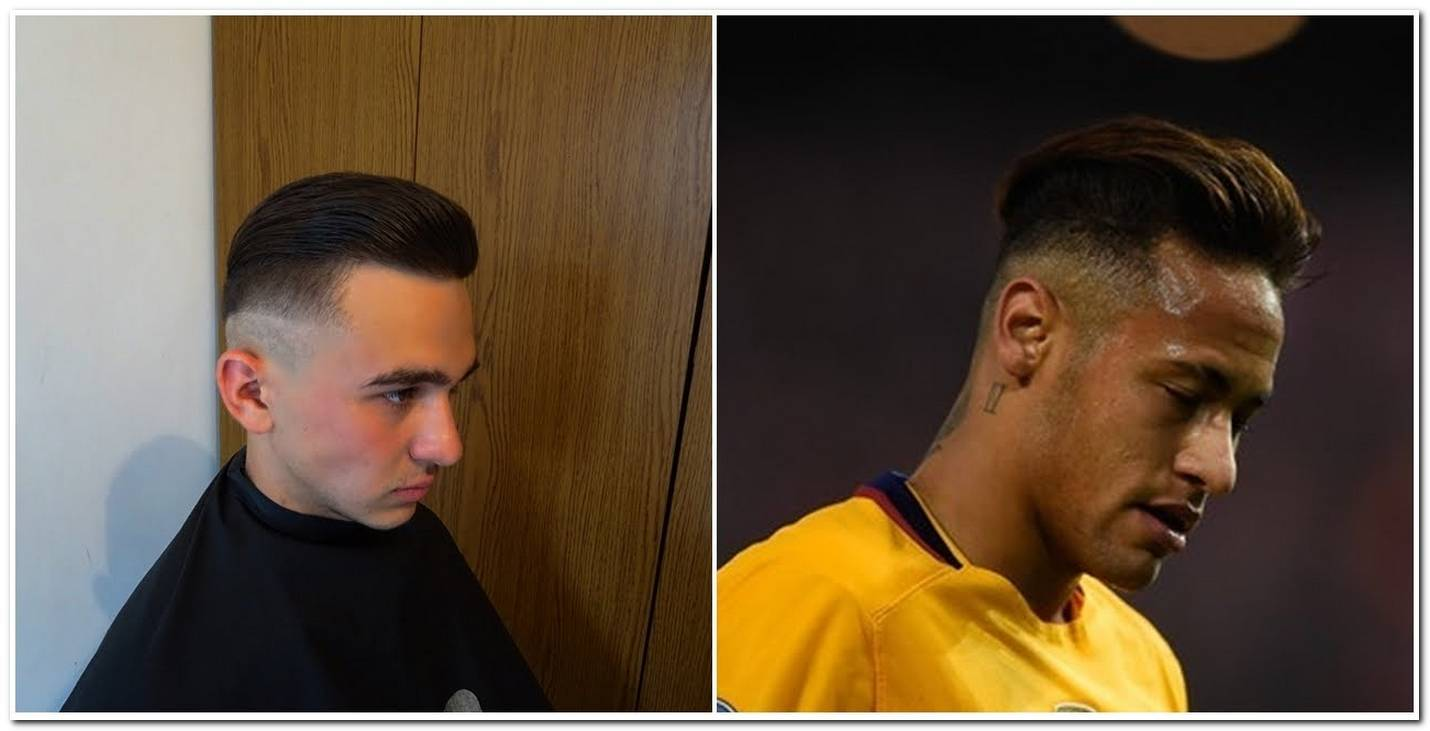 Neymar Frisur 2016 Nachmachen