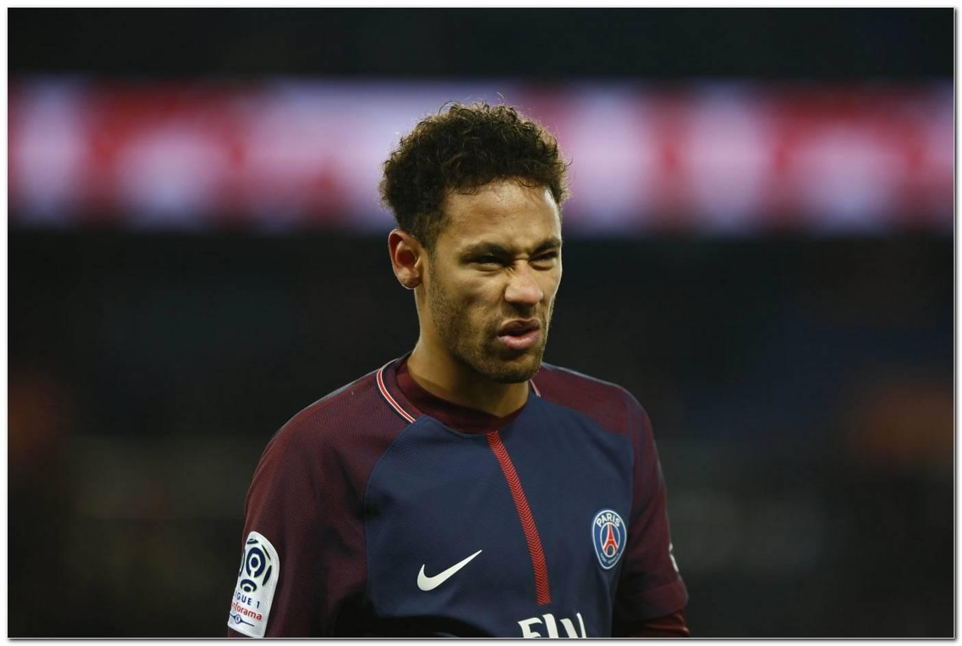 Neymar Frisur 2017