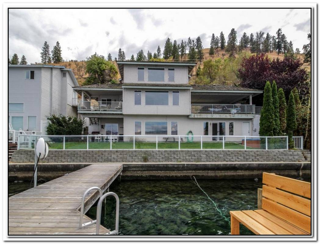 North Lake Wenatchee House On 277 Sqm