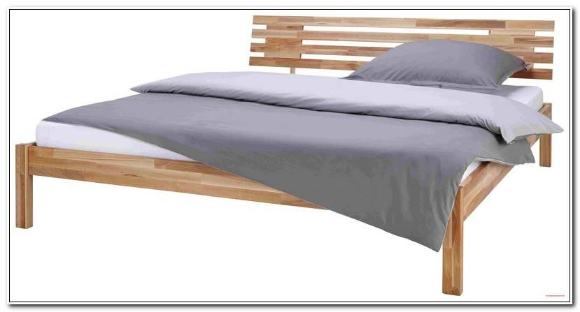 Nowadays Holzbalken Bett