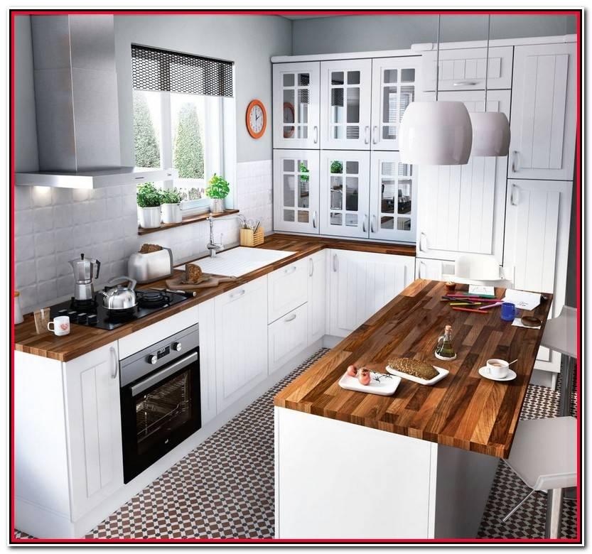 Nuevo Cocinas Con Encimera De Madera Fotos De Cocinas Idea