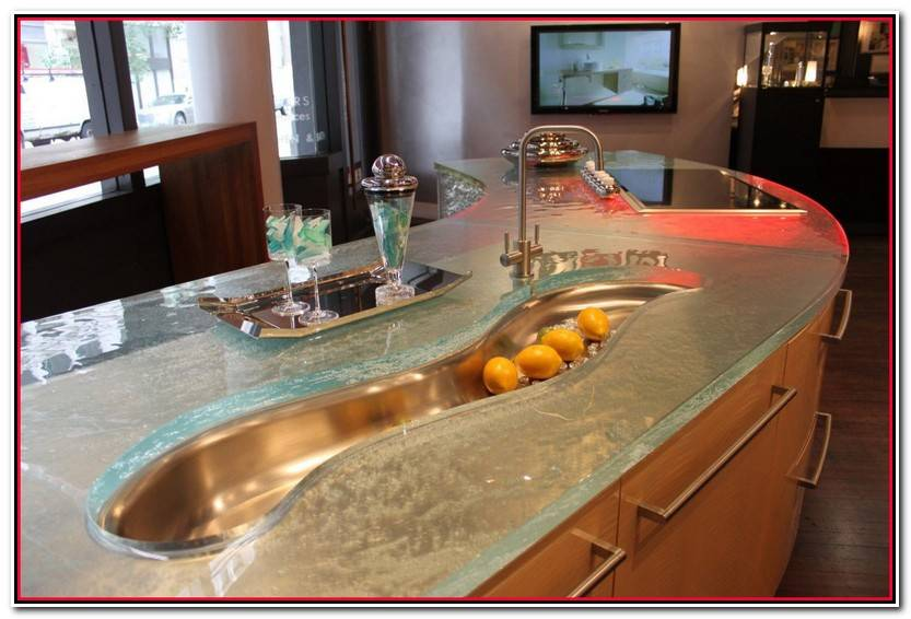 Nuevo Encimeras De Cocina De Cristal Imagen De Cocinas Decoración