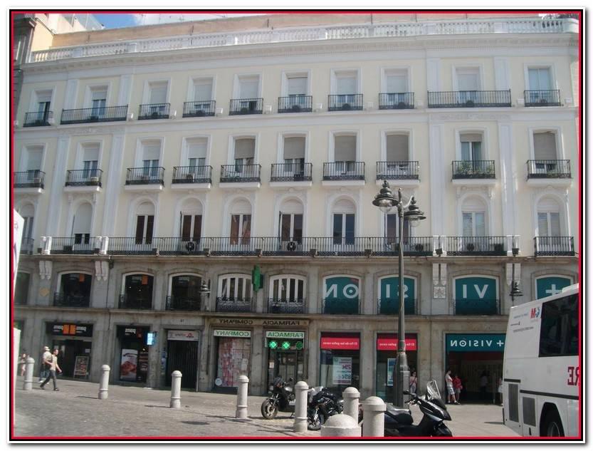 Nuevo Hostales En Madrid Centro Puerta Del Sol Imagen De Puertas Idea