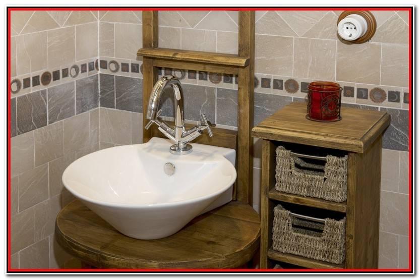 Nuevo Lavabos Rusticos Para Baño Imagen De Baños Estilo