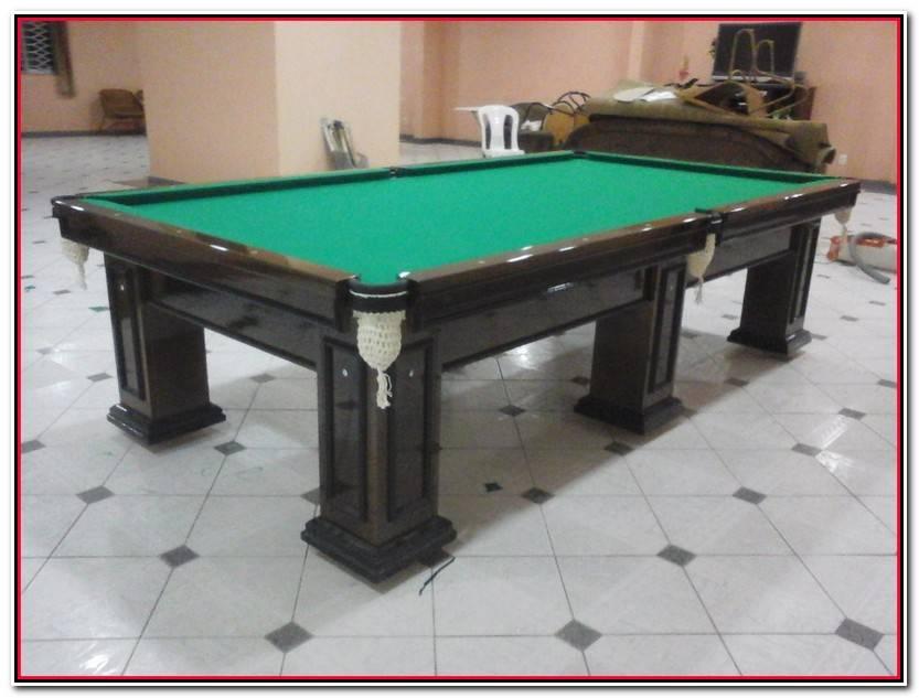 Nuevo Mesa De Snooker Colección De Mesas Estilo
